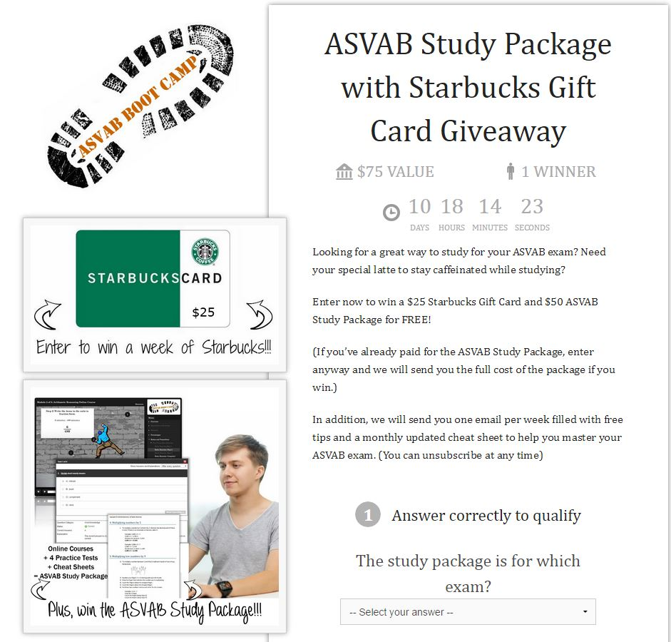 Taking the ASVAB & Best Study Material - YouTube