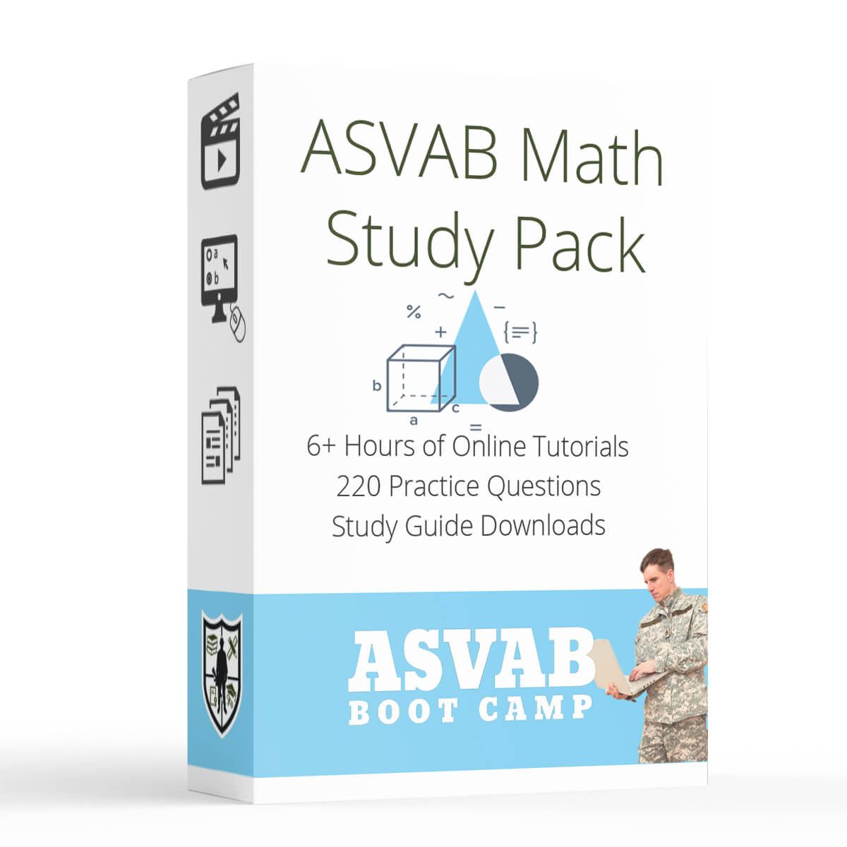 Official ASVAB Practice Program - Online Courses, Practice Tests ...